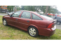 2001 Y REG VAUXHALL VECTRA 1.8 CLUB STARTS AND RUNS WELL PX 2 CLEAR