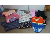 Bundle of girls clothes ages 5-7