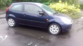 2005 Ford Fiesta Zetec 1.2 petrol Full 12 months mot Excellent drives cheap to run and insurance