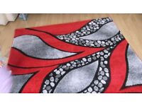 Red Rug for sale never been used