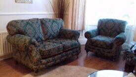 2 Seat Sofa & Chair (Kirkdale)
