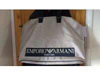 Emporia Armani large bag, weekend oversized