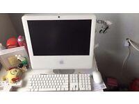 Apple Mac computer older style