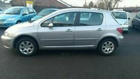 2004 Peugeot 307 1.4 petrol very good condition