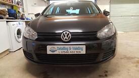 Late 2009 Volkswagen Golf 1.6 TDI £30 tax