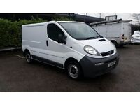 Vauxhall Vivaro 2005 1.9DTI 6 Speed SWB Panel Van Low miles