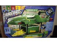 BRAND NEW - UN-OPENED - Supersize Thunderbird 2 Toy