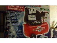 Air Compressor BNIB