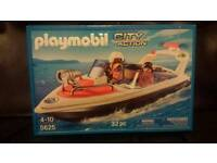 Playmobil, New, Rescue powerboat. S3e images