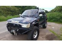 Toyota Hilux Surf Monster truck 2.4 diesel automatic Offroad