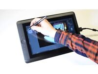 Wacom Cintiq 13HD mildly used, mid 2015 (perfect state)