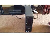 Mini i7-2600 Quad Core 3.4GHz, 8GB DDR3 RAM, 500GB HD, Wifi, DVD Writer, HDMI, Photoshop CS6, Office