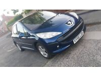 2006 PEUGEOT 207 1.4 SE PANARAMIC ROOF