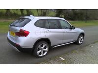 BMW, X1, Estate, 2011, Semi-Auto, 1995 (cc), 5 doors