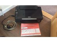 Epsom Stylus SX105 All in One Printer