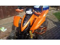 Quadzilla 450r spares or repairs