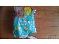 Pampers baby-dry size 6 - 26 nappies
