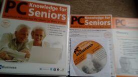 PC KNOWLEDGE FOR SENIORS.