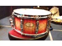Pearl 14x6.5 Masterworks snare drum