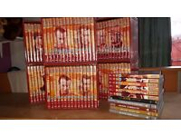 John Wayne collection DVDs and Magazines
