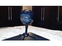 Black Snowball microphone