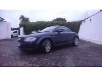 Audi tt 1.8 turbo quattro 2003 mot'd £2300ono