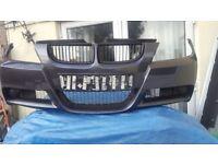BMW 3 SERIES - MSPORT - FRONT BUMPER - E90 E91 - COMPLETE