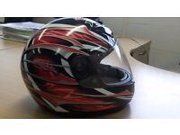 Xspeed extra small helmet
