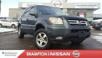 2006 Honda Pilot EX-L *Leather,Heated Seats,8 Passenger seating*