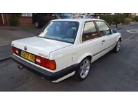 BMW 320 E30 COUPE MANUAL - PROJECT CAR