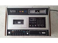 Technics Stereo Cassette Deck 263AU
