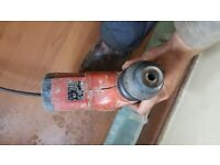 Hilti te16 110v selling due to upgrade