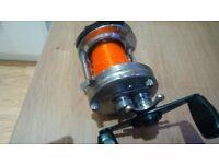 Abu 6500 fishing reel
