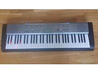Casio 61 Keys Piano Keyboard - LK120