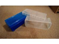 DVD/CD storage container