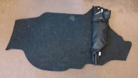 MX5 NB tonneau cover and boot floor carpet