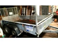 Ifor Williams Trailer For Sale, Excellent condition 10.5 feet by 7.5 feet,.