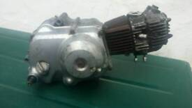 Honda c90 engine 12v cdi
