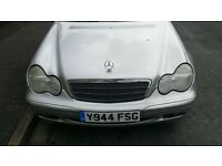 Mercedes C220 CDI *SRS LIGHT ON