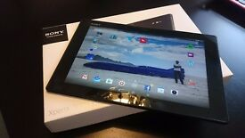 """Sony Z1 tablet. 10"""" screen"""
