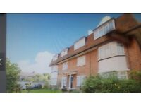 2 Bedroomed unfurnished top floor flat near Tolworth train station, newly decorated