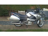 Honda NT700 Deauville - reliable low mileage commuter bike