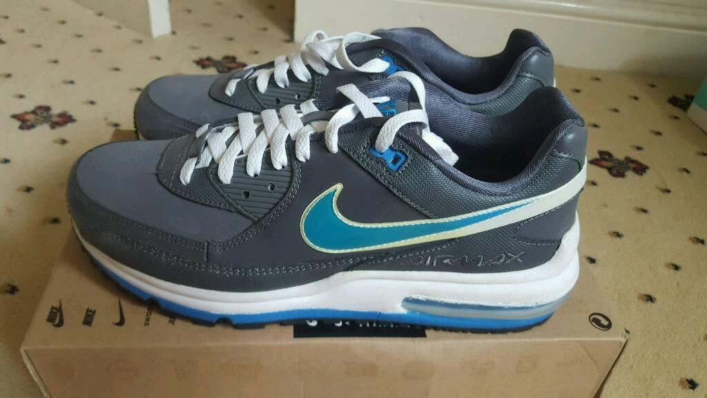 Nike air max grey and white 7.5 bnib