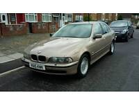 BMW 530D AUTO WITH 1 YEAR MOT