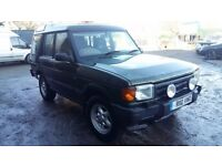 breaking green land rover discovery 300tdi manual lwb 4x4 parts spares