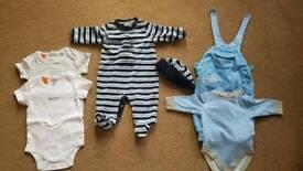 3-6 bundle of clothes