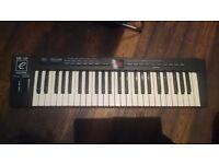 Evolution MK 149 Midi Keyboard/Controller Full Sized Touch Sensitive Keys