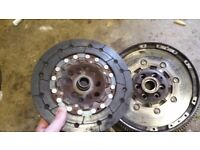 Mk4 Golf GTI Clutch - (flywheel, clutch plate, release bearing)