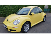 TOTALLY OUTSTANDING,,2006 VOLKSWAGEN BEETLE,golf,polo,astra,clio,scenic,mini,bmw,320d,x3,x5,foucus,