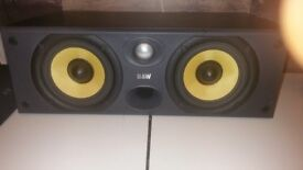 B&W - central speaker